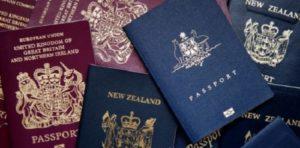 перевод паспорта с английского